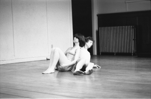 "Karen Rimmer, Terry Hunter, ""Terminal City Dance"", 1980"