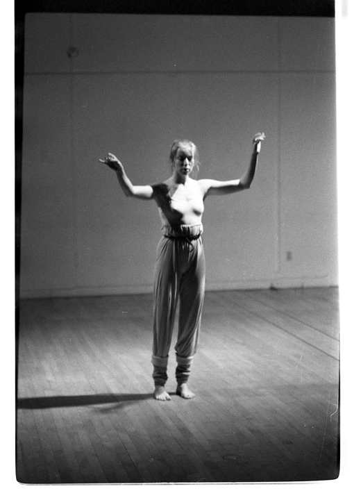 Marie Chouinard, 1980