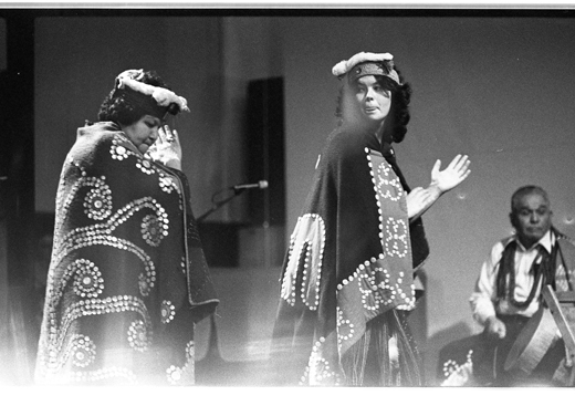 """Songs and dances by Kwakiutl artists"", New Wilderness, 1980"