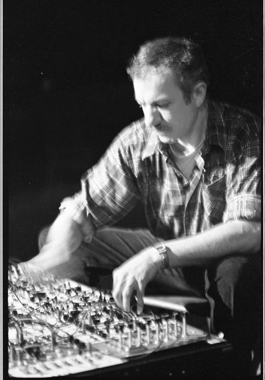 """Martin Bartlett, """"Sounds and Shadows"""", New Wilderness, 1980"""