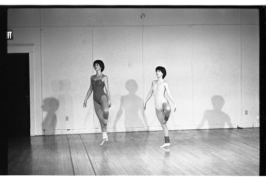 "Santa Aloi, Cheryl Prophet, ""New Dance Works"", 1980"