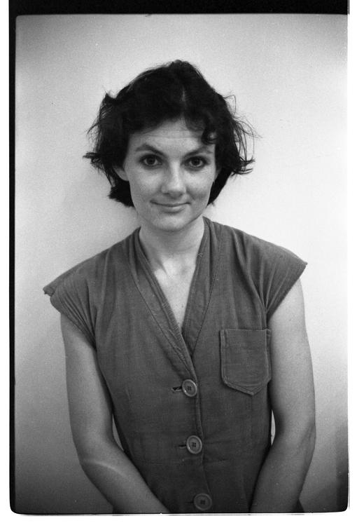"Jane Ellison, ""Pin Up Portraits"", 1979"