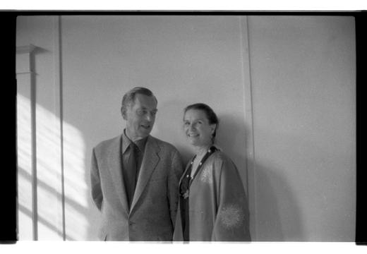 Joseph Campbell, Jean Erdman, 1979