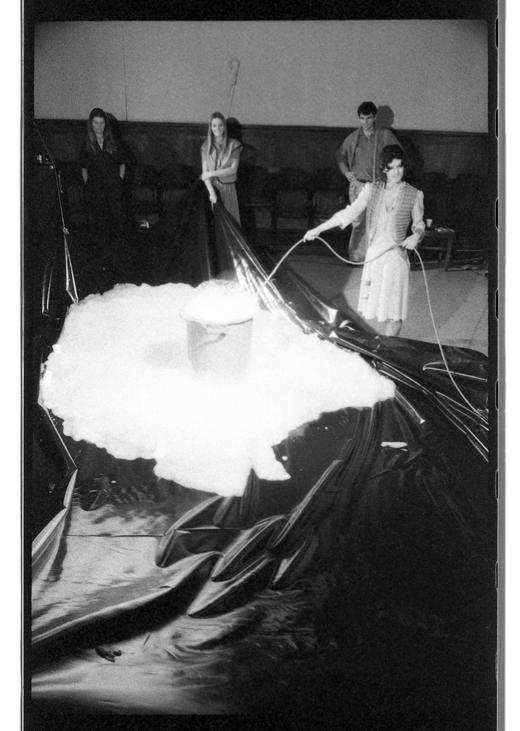 """""""Blowing Bubbles"""", 1979"""