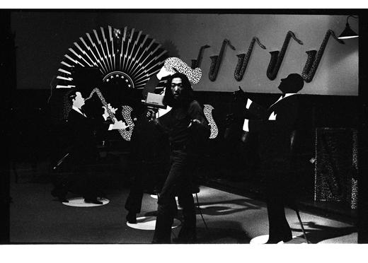 "Paul Wong, ""Surfacing on the Subliminal"", 1974"