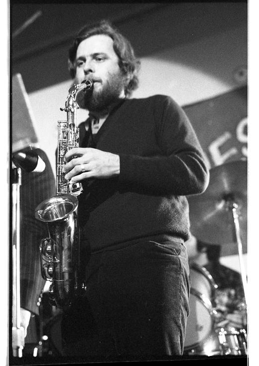 "Jack Stafford, ""Charles Parker Memorial Jazz Breakfast"", 1975"