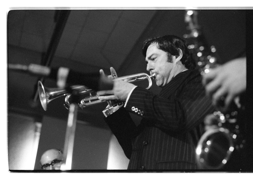 "Donne Clarke, ""Charles Parker Memorial Jazz Breakfast"", 1975"
