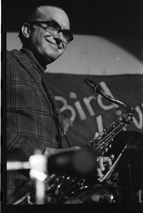 "Fraser MacPherson, ""Charles Parker Memorial Jazz Breakfast"", 1975"