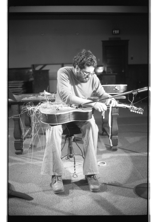 Eugene Chadbourne, 1976
