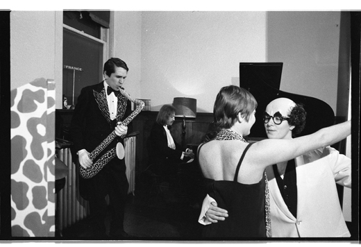 Eric Metcalfe, Hank Bull, Kate Craig, Cornelia Wyngaarden, 1973