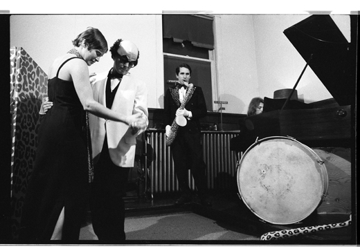 Kate Craig, Cornelia Wyngaarden, Eric Metcalfe, Hank Bull, 1973