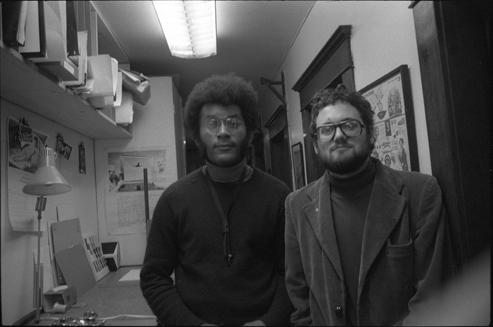 Anthony Braxton, Eugene Chadbourne, 1975