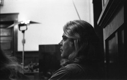 Fielding Dawson, 1975