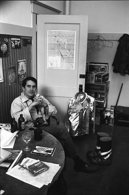 Eric Metcalfe, 1974[?]