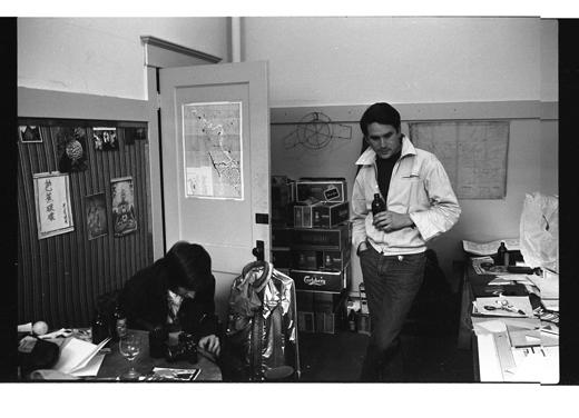Dana Atchley, Eric Metcalfe, 1974