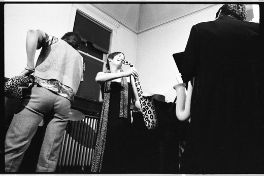 Glenn Lewis, Kate Craig, Eric Metcalfe, 1973