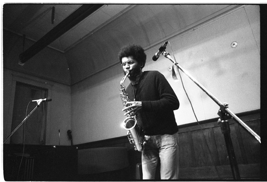 Anthony Braxton, 1975