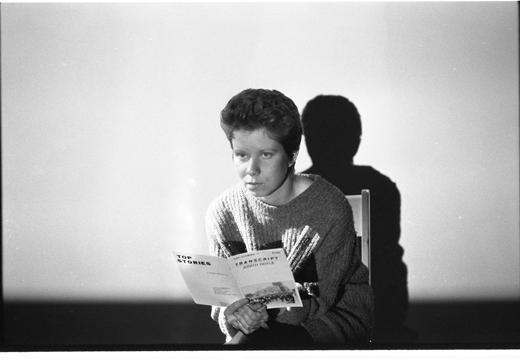 "Judith Doyle, ""Transcript"", 1982"