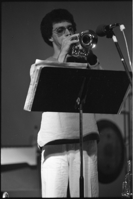 "Herb Robertson, ""Tim Berne Quartet"", 1981"