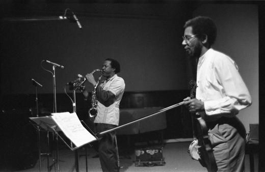 Oliver Lake, Leroy Jenkins, 1980
