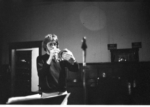 "Bob Tildesley, ""Bill Jamieson Quartet"", 1980"