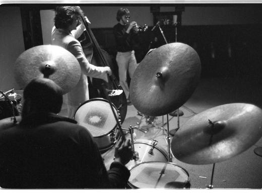 "Robert Myers, James Youn, Bob Tildesley, ""Bill Jamieson Quartet"", 1980"