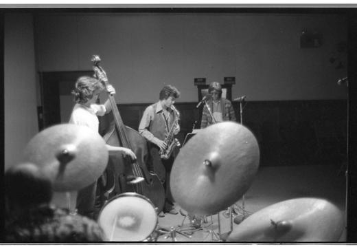 "Robert Meyers, James Young, Bill Jamieson, Bob Tildesley, ""Bill Jamieson Quartet"", 1980"