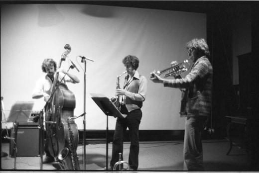 "James Young, Bill Jamieson, Bob Tildesley, ""Bill Jamieson Quartet"", 1980"