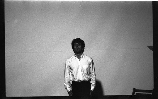 """Eric Bogosian, """"Men Inside"""", 1982"""