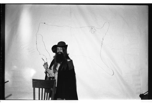 "Eleanor Antin, ""Battle of the Bluffs"", 1981"