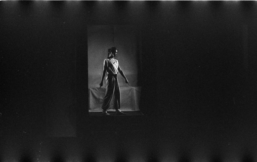 "Marie Chouinard, ""Marie Chien Noir"", 1982"