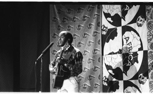 """Pereira Lunghu, """"Angola Guitar"""", 1982"""