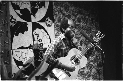 "Pereira Lunghu, ""Angola Gutiar"", 1982"