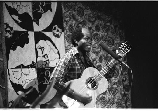 """""""Pereira Lunghu, """"Angola Guitar"""", 1982"""