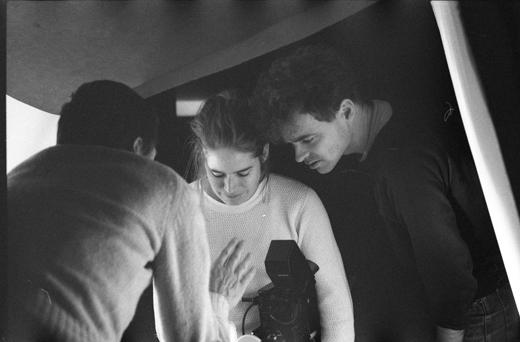 """Felix Partz, Kate Craig, AA Bronson, """"Cornucopia"""", 1981"""