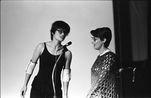"Lily Eng, Honey Novick, ""Missing Associates"", 1980"