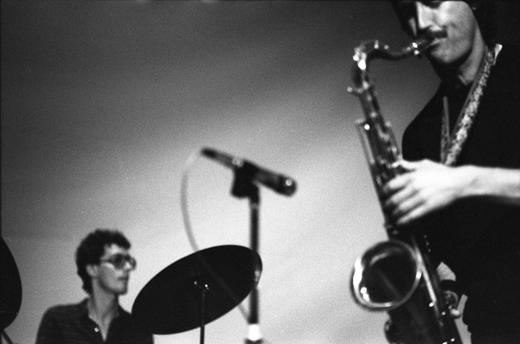 """Martin Van Duynhoven, Fred Leeflang, """"Waterland Quartet"""", 1981"""