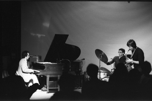"""Loek Dikker, Fred Leeflang, Martin Van Duynhoven, """"Waterland Quartet"""", 1981"""