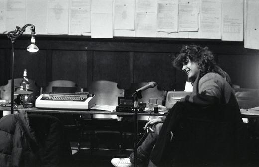 "Doris Buttignol, ""La Plissure du Texte,"" 1983"