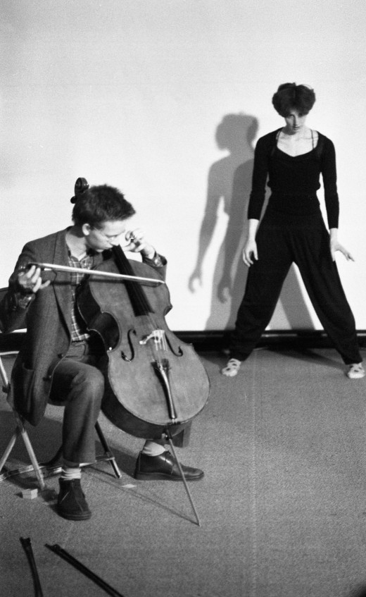 Jennifer Mascall and Ernst Reiseger