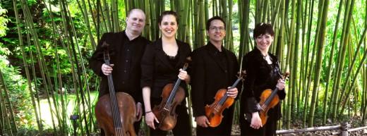 Emily Carr String Quartet