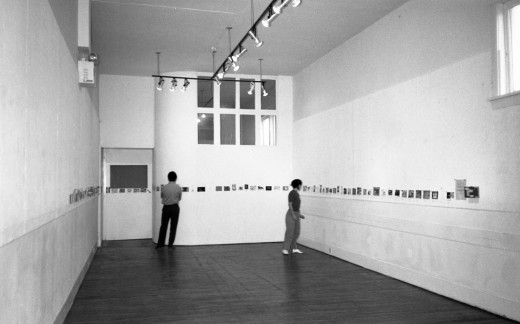 """WC4 Box '83"", 1983"