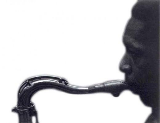John Coltrane (1926-1976).