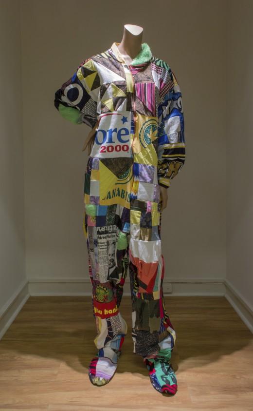 Dan Starling,Costume for the Chorus IV, 2014.
