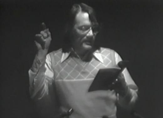 George Bowering (1974)