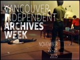 Go to Vancouver Independent Archives Week
