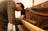 Go to 88 Tuned Bongos | Andrew Wedman's Bass Piano V Installation