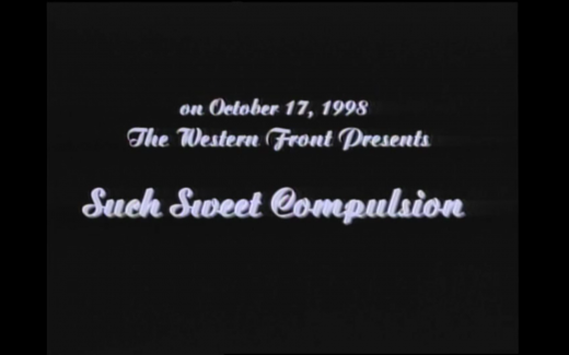 Such Sweet Compulsion (1998)