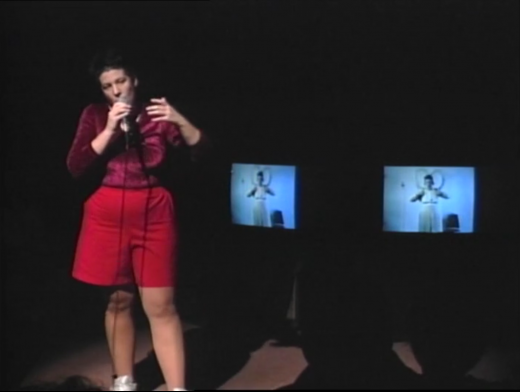 Untitled Performance (1996)