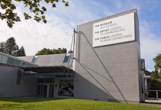 UBC Morris and Helen Belkin Art Gallery.